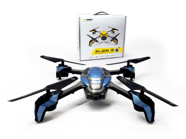 KD80 33*33*6.8CM hover function and one key launching and auto landing rc wifi drone