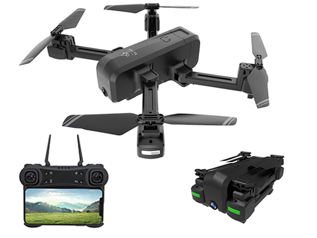 2.4G Drone with. 4k camera+optical Flow