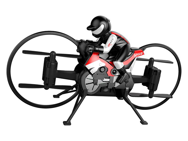 YK-110 - Flying motorbike